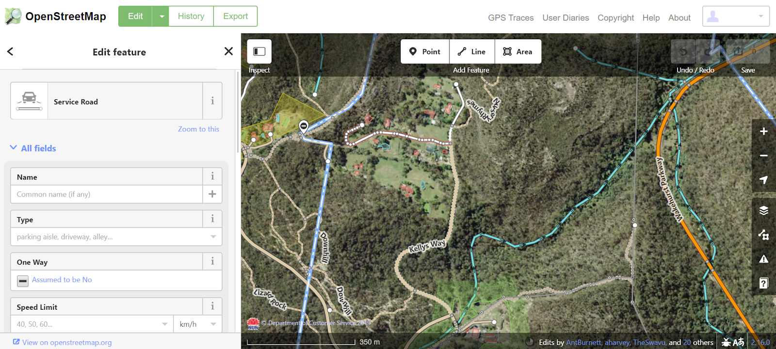 How to use OSM
