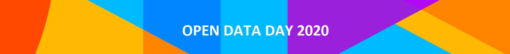 Open Data Banner 2020