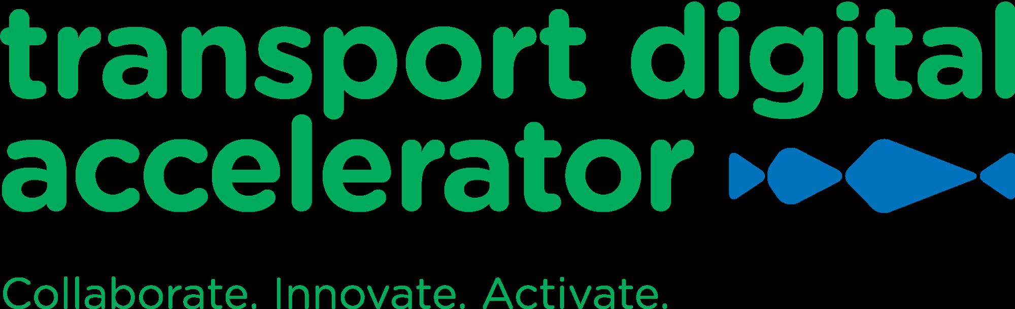 Image of the Transport Digital Accelerator Logo