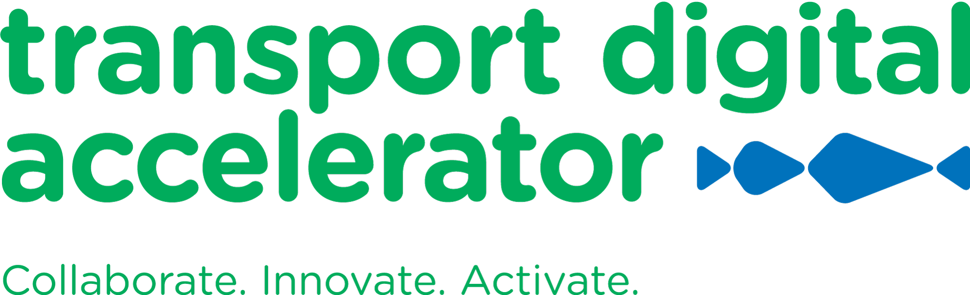 Image of the Transport Digital Accelerator Logo