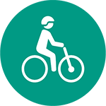 Cycle pictogram