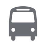 Private Bus Pictogram