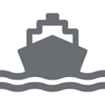 Private Ferry Pictogram