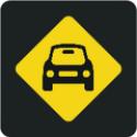 Live traffic app icon