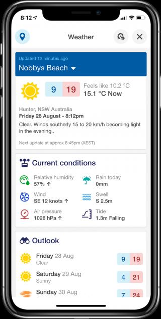 Deckee app screenshot